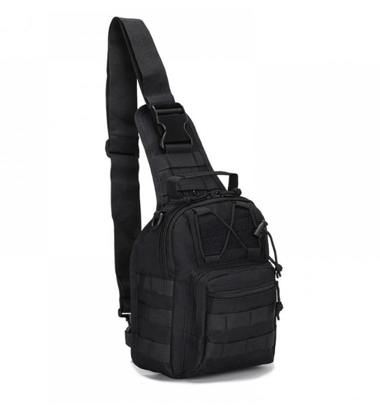 Тактическая плечевая сумка Сумка тактическая с ремнем для ношения через плечо. Можно носить без ремня. Предназ