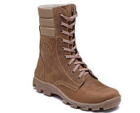 Ботинки кожаные мужские 047д.ол  42