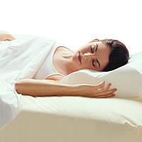 Выбор ортопедических подушек: основные наполнители