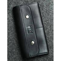 e2491f4c25b7 Черный кожаный кошелек, цена 900 грн., купить в Запорожье — Prom.ua ...