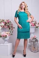Шикарное вечернее платье из гипюра от 52р.(3 цвета), фото 1