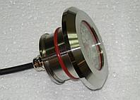 Steely F. Светодиодный подводный встраиваемый светильник из нержавеющей стали.
