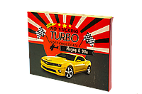 """Шоколадный набор 12 плиточек """"Turbo''"""