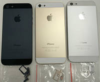 Корпус для iPhone 5, черный, высокого качества