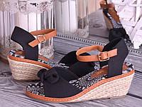 Женские босоножки из качественного материала от производителя с Польши