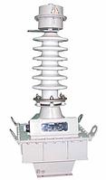 Вимірювальні масляні двухобмоточные трансформатори напруги ЗНОМП-35 для включення в мережу 35 кВ