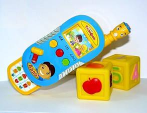 Развивающая игрушка Умный телефон 7042 ОПТом, фото 2
