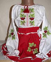 """Национальный костюм для девочки""""Дубок"""""""