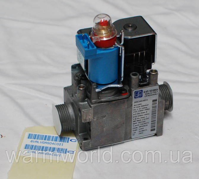 6VALVGAS04 Газовый клапан SIT 845 Fondital