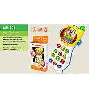 Развивающая игрушка Умный телефон MM-701 Маша и Медведь ОПТом