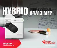 МФУ A3-A4 Toshiba e-S2802AM сетевой принтер/сканер/копир
