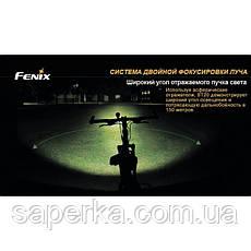 Купить Велофару Fenix BT20 (XM-L T6 NW, ANSI 750 лм, 18650/CR123A), фото 3