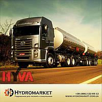 Гидравлическая система Hyva на бензовоз с пластиковым баком