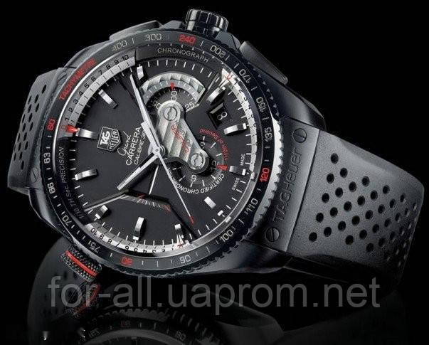 Мужские механические часы Tag Heuer Grand Carrera Calibre 36 TA5306 (копия)