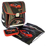"Набор ""Racing"" ранец+пенал+сумка для обуви 1002890, фото 1"