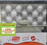 """Комод пластиковый """"Кожаный"""", Elif (Элиф), фото 3"""