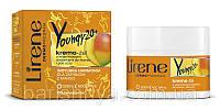 Крем-гель с витаминными капсулами для лица и вокруг глаз, 50мл, Youngy 20+, Lirene