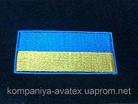 Нашивка флаг Украины