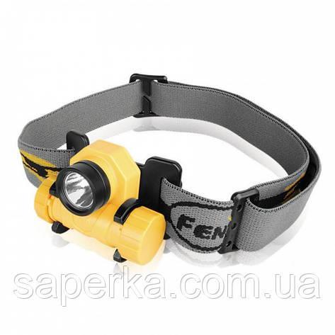 Купить Налобный Фонарь Fenix HL21 Cree XP-E LED R2, фото 2