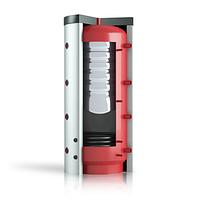 Теплобак ВТА/Н-1 (500 л) НТ 10 л, внутрішній бойлер 80 л, поліестерова ізоляція