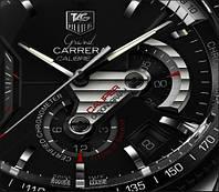 Поступили в продажу легендарные часы Tag Heuer Grand Carrera Calibre 36