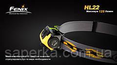 Купить Налобный Фонарь Fenix HL22 XP-E (R4), желтый, фото 3