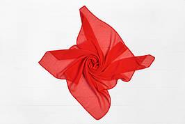Платок Кристи красный