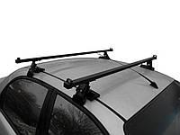 Багажник на гладкую крышу Camel для Ланос/Авео/Лачет/Лансер/Акцент/Славута, aналог D1 Аmos, 2 поперечины 1,26м