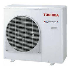 Наружный блок для мультисплитсистем Toshiba RAS-4M27GAV-E 8.2 кВт