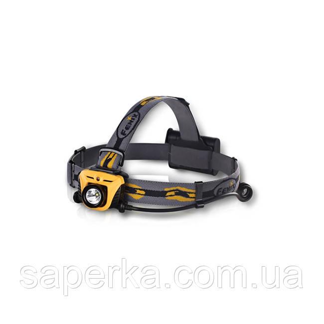 Купить Налобный Фонарь Fenix HP05 XP-G (R5), желтый