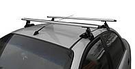 Багажник на гладкую крышу Camel Aero на Ланос/Авео/Лачет/Лансер, aналог D1 Аmos, 2 алюм. поперечины 130см