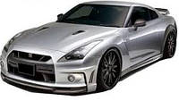Машинка микро р/у 1:43 лиценз. Nissan GT-R