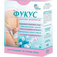 Фукус морские водоросли для похудения 100 гр