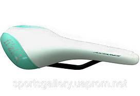 Седло Велосипедное Bianchi Fizik Antares white-celeste