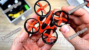 Мини-квадрокоптер Eachine E010. Квадрокоптер. Дрон., фото 3