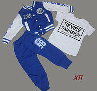 Спортивный костюм-тройка , фото 1