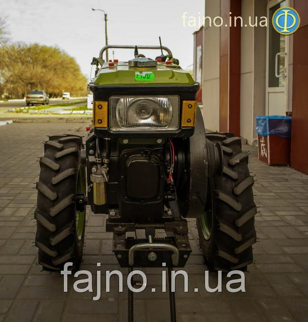 Мотоблок дизельный Кентавр МБ 1012Д