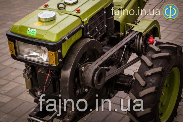 Мотоблок Кентавр МБ 1012Д