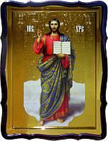 Изображение Христа на иконе Спаситель