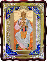 Образ Христа Спасителя на православной иконе -  Отечество