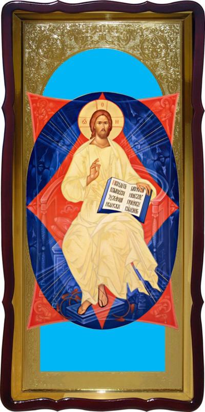 """Господь Ісус Христос - ікона """"Спас у силах"""""""