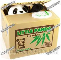 "Интерактивная копилка ""Панда-Воришка"". Копилка панда воришка, фото 2"