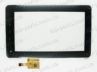 "PB70DR8065_01 сенсор (тачскрин) №4 189x116mm 12pin 7"""
