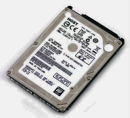 """Жесткий диск HDD 2.5`, 1TB Hitachi SATA-3 7200 Mobile 8Mb HTS721010A9 E630 (0J22423). (3903.1) - Интернет-Магазин """"NBM"""" в Ивано-Франковске"""