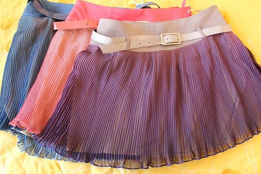 Пышная плиссированная юбка 42-48 р