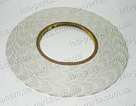 Двухсторонний скотч 3M, белый, 2 мм, 50 метров