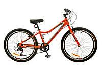 """Хит! Алюминиевый подростковый горный велосипед 24"""" OPTIMA BLACKWOOD 2017 (Shimano)"""