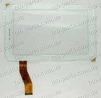 Ainol Novo 7 AX1 3G, Numy тип №2 белый емкостной тачскрин (сенсор)