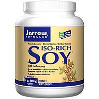 БАД Соевый протеин, Iso-Rich Soy, Jarrow Formulas, изофлавоны, 400 г