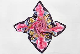 Платок Арина роза фуксия